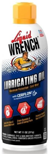 Liquid Wrench L212-12PK Lubricating Oil - 11 oz.,