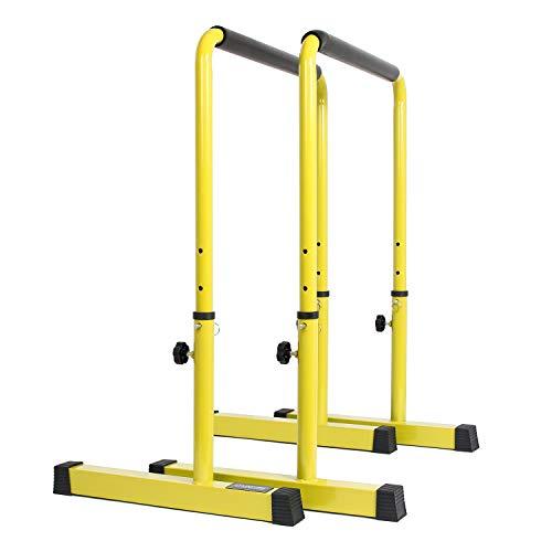 POWER GUIDANCE Dip Bar (Yellow)