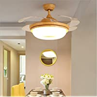 Chandelier Fan Chandelier Led Pendant Light Industrial Dining Light Pendant Lamp Elegant Ceiling Fans With Lamp Northern Europe Mini Style Hanging Light Living Room Dining Room Bedroom (Color : C)