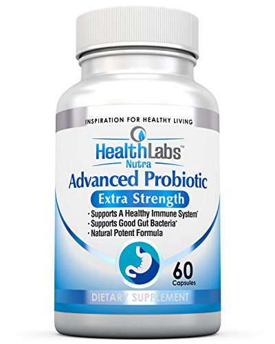 Health Labs Advanced Probiotic Extra Strength