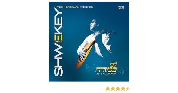 yaakov shwekey libi bamizrach