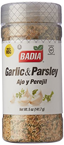 (Badia Garlic with Parsley Ground 5 OZ)