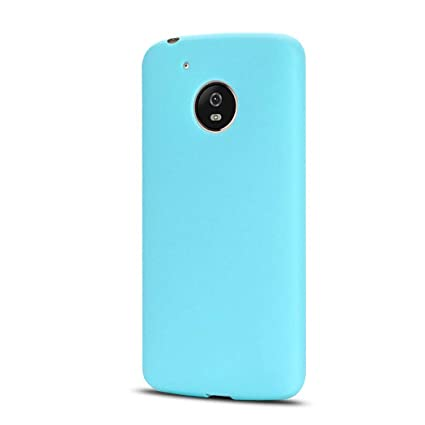 CoqueCase Funda Motorola Moto G5 Silicona Suave Flexible ...
