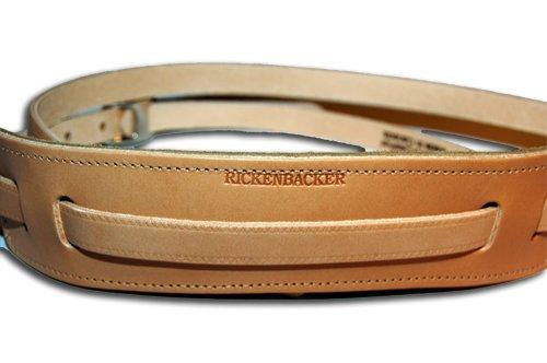 Rickenbacker Vintage Strap - Blonde (Rickenbacker Strap Guitar)