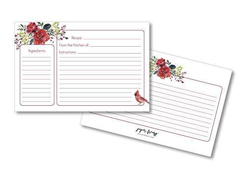 recipe cards christmas - 7