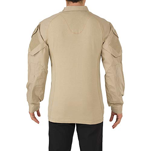 para hombre Camisa Series Assault 5 Sand Tactical 11 Rapid g08qB0