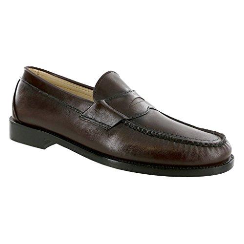 Zapato San Antonio Hombres Sas, Penny 40 Penny Mocasines Cordobeses