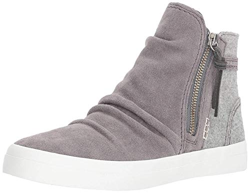 SPERRY Women's Crest Zone Sneaker, Grey, 8.5 M US