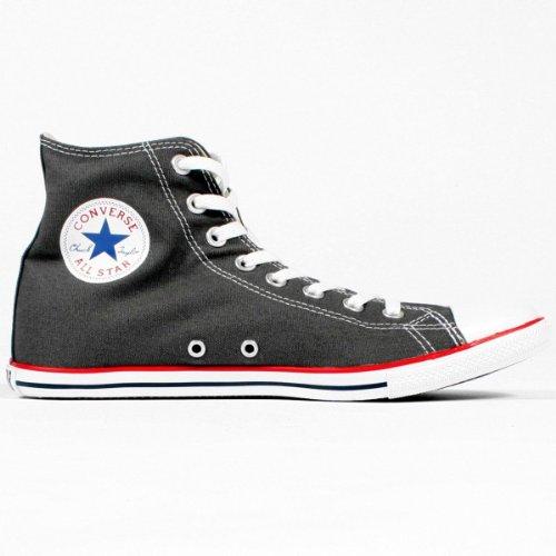 7b67381d2a4 Converse Chuck Taylor Charcoal Slim Hi Top Shoes (113895F)