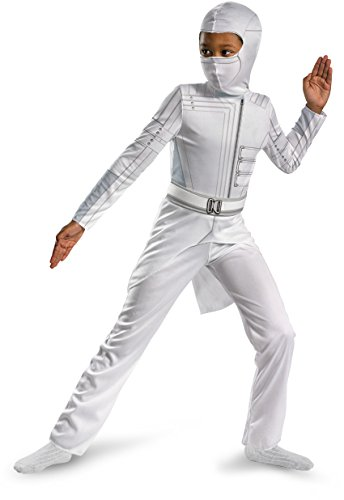 Disguise Boys GI Joe Movie Storm Shadow Classic Costume, Large/10-12 -