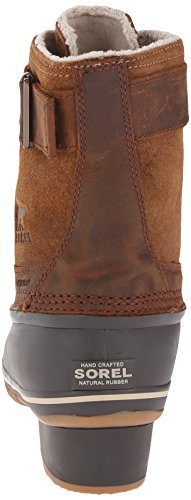 Sorel Women's Winter Fancy Lace II Boot,Elk/Grizzly Bear,9 M US by SOREL (Image #2)