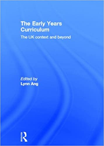Early History of Early Childhood Education