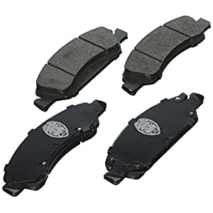 Raybestos SP1367PPH Specialty Police Pad Brake Pad Set