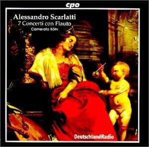 Seven Concerti Con Flauto
