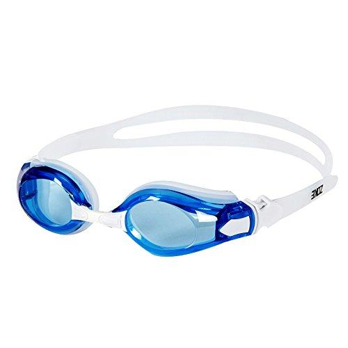 KOMNY Schwimmen Brille, Männer und Frauen, Frauen, Frauen, allgemeine Mode Komfortabel, Wasserdicht, beschlagfreie, High-Definition-Plain Schwimmbrille, Schwimmen Ausrüstung Ausbildung, Grau-4 B07DS5D35C Schwimmbrillen Langfristiger Ruf 5f242e