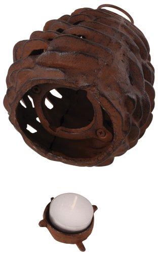Esschert Design Pinecone Votive Holder - large