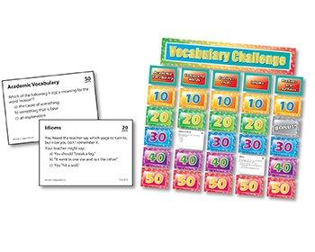 Literacy Centers Chart - 8