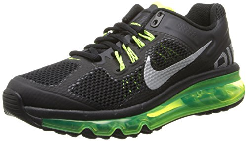 Nike pourjunior – Air Max 2013 GS – Black Volt