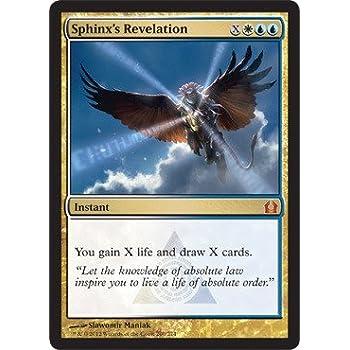 Amazon Com Magic The Gathering Sphinx S Revelation 200