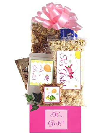It's Girls - Gift Basket for Twin Girls