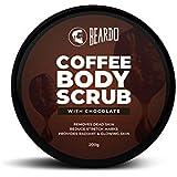 BEARDO Coffee Body Scrub For Men, 200 g