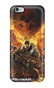 New Gears Of War Game Tpu Case Cover, Anti-scratch CaseyKBrown Phone Case For Iphone 6 Plus by lolosakes