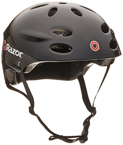 Razor V-17 Adult Multi-Sport Helmet (Black) Review