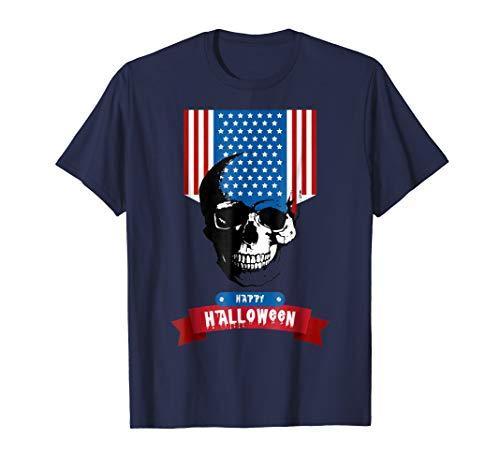 Skeleton Halloween Costume Idea | American Halloween Costume