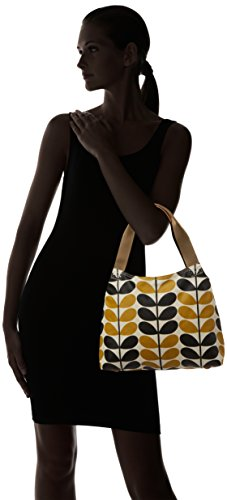 Orla x W Handbag Bag Kiely Yellow H Shoulder Women's L Zip 5x35 Dandelion x 10 cm 9x25 Classic rYrq74