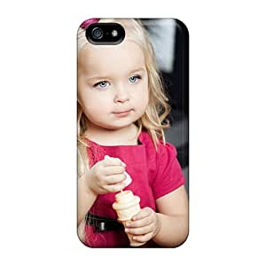 Fashion CSRBj270SWJjV Case Cover For Iphone 5/5s(beautiful Child)