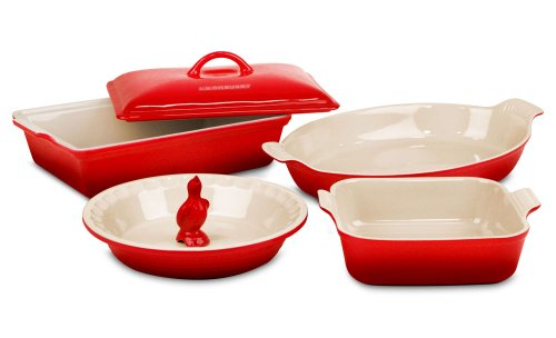 le creuset pie cherry - 7