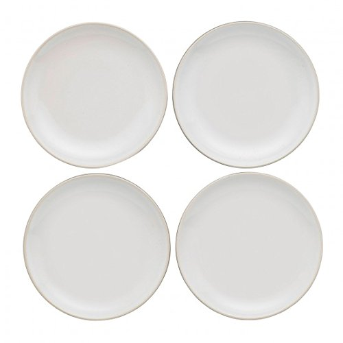 Gordon Ramsay Bread Street Tapas Plate, 5-Inch, Set of 4 (China Bread Plate)