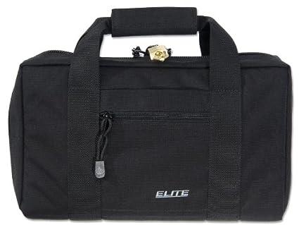 Amazon.com: Elite Supervivencia Deluxe Pistola Case, Negro ...