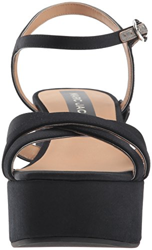 Marc Jacobs Women's Callie Embellished Wedge Sandal Black discount many kinds of enjoy sale online visit new cheap online Ctjrpql0Z