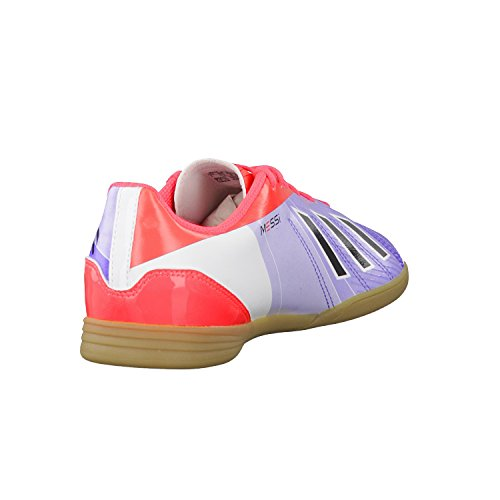 Adidas - Zapatilla f5 in j messi, talla 33, color turbo/purple