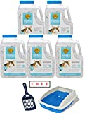 Dr. Elsey's* Pack of 5 Precious Cat Long Haired Cat Litter, 8.2 Lb. Buy More. Save More with Free!