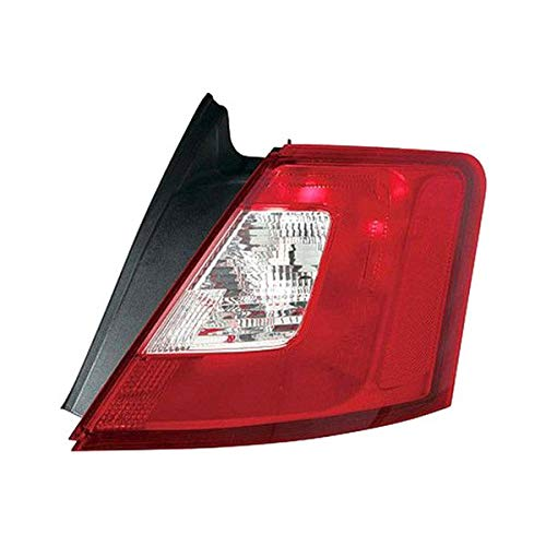 Value Tail Light Lamp Passenger Right Side RH Hand AG1Z13404E Taurus OE Quality Replacement