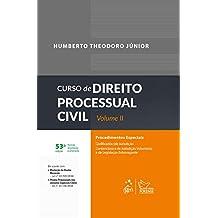 Curso de Direito Processual Civil - Volume II: Volume 2