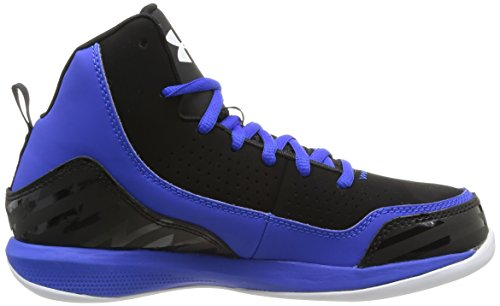 Under Armour Bgs Jet 3 - Zapatillas de baloncesto Niños azul - Bleu (Royal/Black/White)