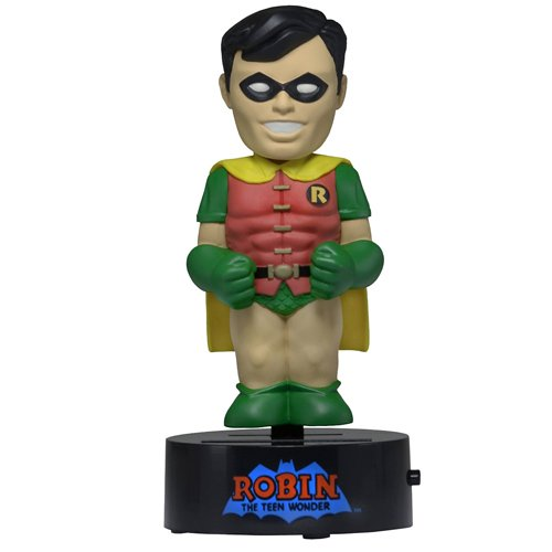 NECA DC Comics - Robin Body Knocker Toy