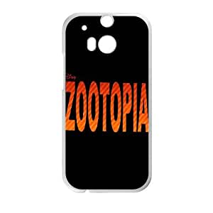 HTC One M8 cell phone cases White Zootopia fashion phone cases URKL470463