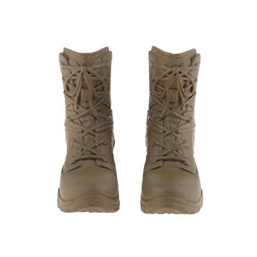 Bottes Silhouette Ht Modèles '' Filles Femmes 6 Pour Phicen Combat Verte Baosity Chaussures De B Cy 12 1 xqwaR47CnY
