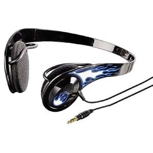 Hama HK-3005 93005 - Auriculares de contorno de cuello, azul