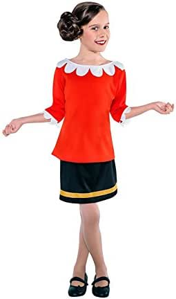 Disfraz de Novia de marinero para niña: Amazon.es: Juguetes y juegos