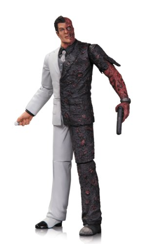 (DC Collectibles Batman Arkham City Two-Face Action Figure)
