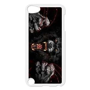 Werewolf iPod Touch 5 Case White HJB