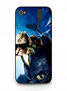 Retro How to Train Your Dragon Iphone 5c Back Case by supermalls