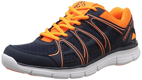 Navy Kappa Ulaker ville mode mesh Chaussures marine Blue Orange org Bleu aq68xaU
