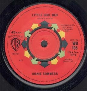 Buy joanie sommers - little girl bad