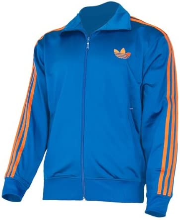 Adidas – veste pour homme XXL Bleu/orange
